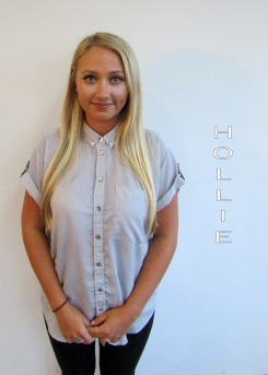 Hollie - Hairdresser & Colourist