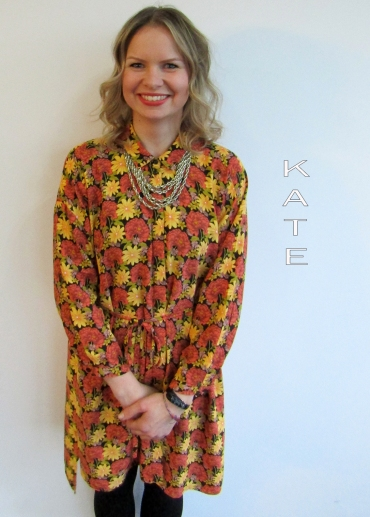 Kate - Senior stylist Hairdresser & Colourist