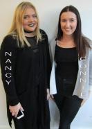Assistants - Nancy & Connie